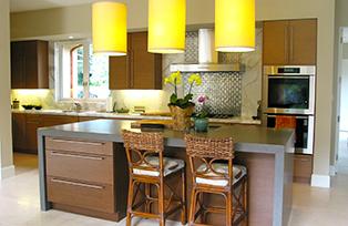 Custom Kitchen & Bath Design by The Kitchen Company in Santa Barbara, CA
